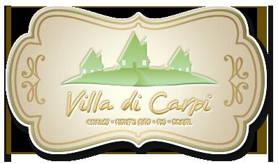 Villa di Carpi - Chalés Monte Sião - MG
